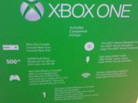 This is the Microsoft Xbox One, which comes with the