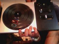 xbox dj hero controller