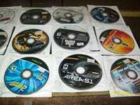 Lots of XBox video games for sale...$4.50 each: Star
