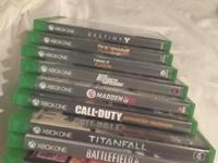 Xbox one with 9 games turtle beach xo seven 450 or best