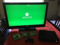 Xbox One Assassin's Creed Unity Bundle 500 GB Black