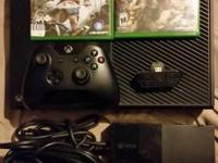 Selling my xbox one bundle Comes with: System Cords 1