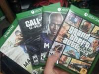 Games include Call of Duty: Ghosts, Madden 25, Madden