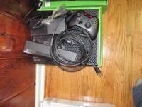 Type: Consoles Hi, Im selling a xbox one with Kinect.
