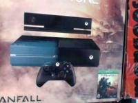 XBOX ONE SYSTEM WITH OUT THE KINECT FOR SALE LEKE NEW