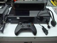 For sale is a Xbox One system. Complete bundled system