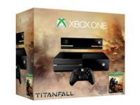 Trying to sell Xbox One Titan Fall Bundle with extra