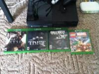 I got an Xbox one with 5 disc games (thief, call of