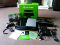 Xbox One with Kinect - 500GB - Mint Condition - 2