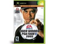 Tiger Woods PGA TOUR 2005 difficulties gamers to take