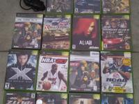 XBOX VIDEO LOT ALL IN GREAT WORKING CONDITION 15 GAMES