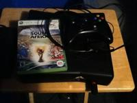 Xbox 360 4g Hdmi cord and regular one 2 months xbox