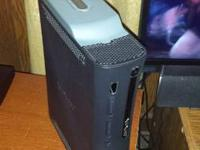 Hi I have a Xbox360 Elite with a 60GB hard disk drive
