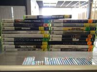 Xbox 360 games starting at $5 look at pictures of all