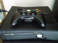 I have an Xbox 360 in fresh condition, has been used