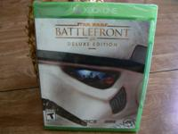 Available is this Xbox One StarWars BattleFront Deluxe