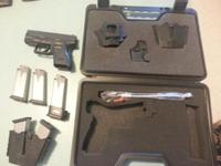 Up for sale I have a springfield xd-9 with xd gear and