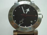 XEMEX Offroad GMT Automatic Watch Mint Condition, Never