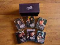 ***BONUS ADDED Complete Xena Warrior Princess series on