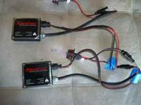 Xentec HID Conversion Kit, Complete Package with Head