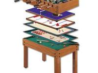 XI Sports Game Table. Assembled, Excellent condition.