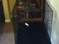 Extra Large dog crate was purchased online two months