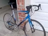 We have one XL road bike for sale. We bought it in 2009