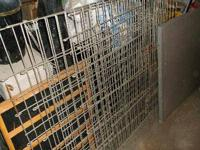 "XL ""Ginormous"" Dog cage / crate 54"" L X 37"" W X 45"" H."