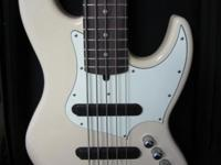 New Xotic xj-1t 5 String Bass. New Xotic Boutique 5