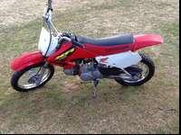 2003 honda xr 70 runs like a honda always starts always