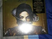 Selling Micheal jackson new album for cheap price- $8.