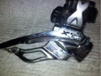 A used this 3 speed front derailuer I think it is only