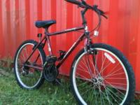 Boys Xtreme Asama MTN Bike 15 speed 18in frame 20in
