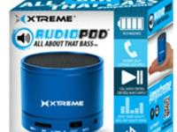 The Xtreme AudioPod All About That Bass is a Mobile