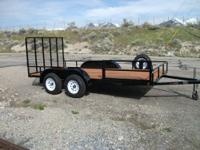 Xtreme Trailers and Mfg in Tooele UT builds custom