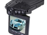 Xtreme XDC6-1002-BLK HD Dashboard Camera Drive with