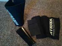 XTRSKN SHIN PADS. ONE SIZE FITS ALL. $15 TAKES THEM!