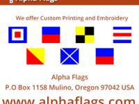 All signal Flags have been used Generation after