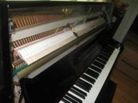 This piano was assembled in Georgia and purchased new