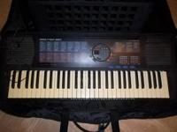 Nice Yamaha PSR 180 Portable Keyboard. Has Air