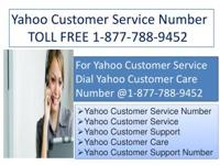 Yahoo Customer  Care Number available- 24*7 to provide