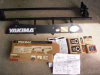 "Yakima 48"" Roof Rack System. Complete, Used Rack System"