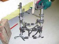 Yakima Bike Rack - for 3 Bikes. $45.00  see it at the