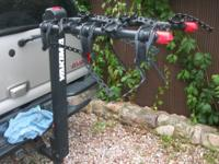 Yakima DoubleDown 5-Bike Hitch Mount Rack Features