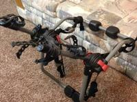 I have a Yakima KingJoe 2 Bike Rack for sale. Make an