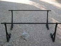 These racks are great for snow season..can fasten