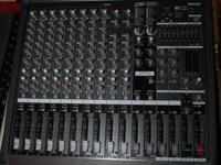 Yamaha EMX 5000-12. This mixer is in pristine