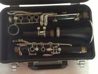 Yamaha 250 Bflat clarinet. established in 1887. Serial