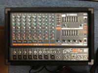 Emx 860 st with dual 400 amps in this or utilize it in
