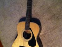 Classic Yamaha guitar. Call, text, or email. Text is